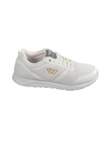 Walkway 701 Pudra Unisex Spor Ayakkabı Beyaz